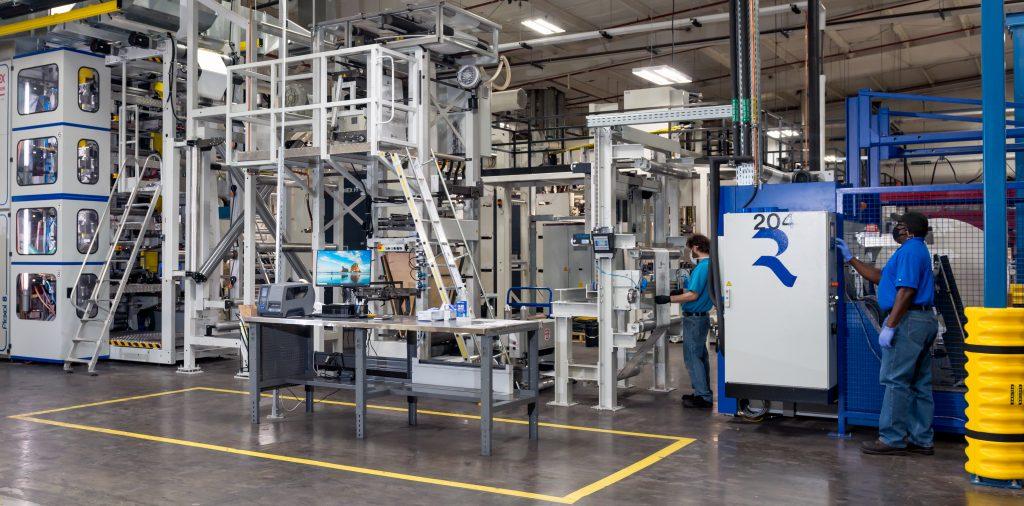 INDEVCO Plastics Plant Photo